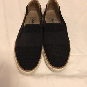 Womens UGG Sammy slip on sneakers